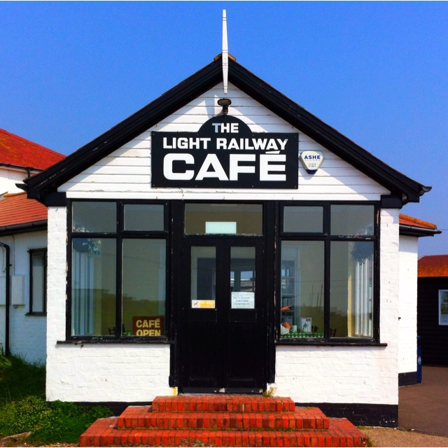 The Light Railway Cafe, Dungeness