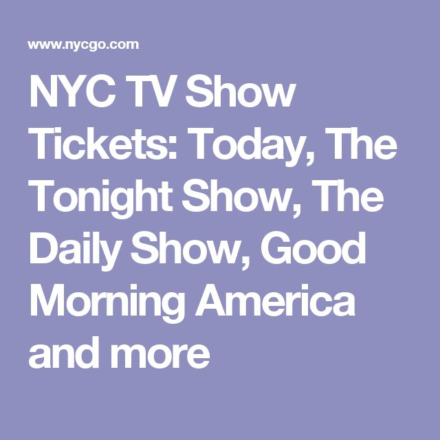 Good Morning America Show Today : Best ideas about good morning america on pinterest