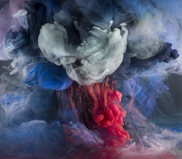 Абстрактные картины Кима Кивера - Prophotos.ru. Профессионально о фотографии