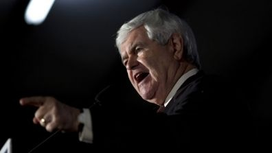 gingrich slams rivals for backing out of georgia