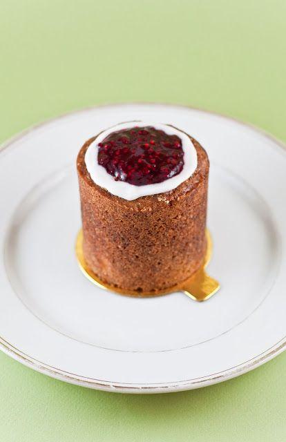 Desserts for Breakfast: A Finnish February: the Runeberg Cake (aka: Runebergintorttuja)