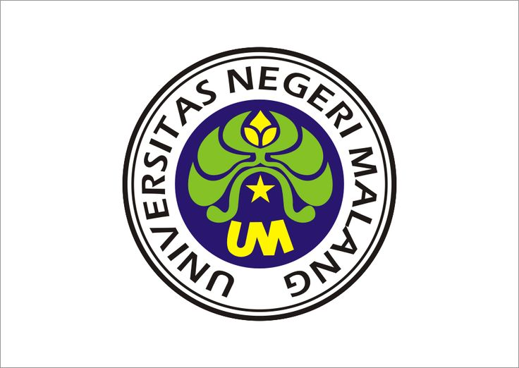 Universitas Negeri Malang Logo Vector Download