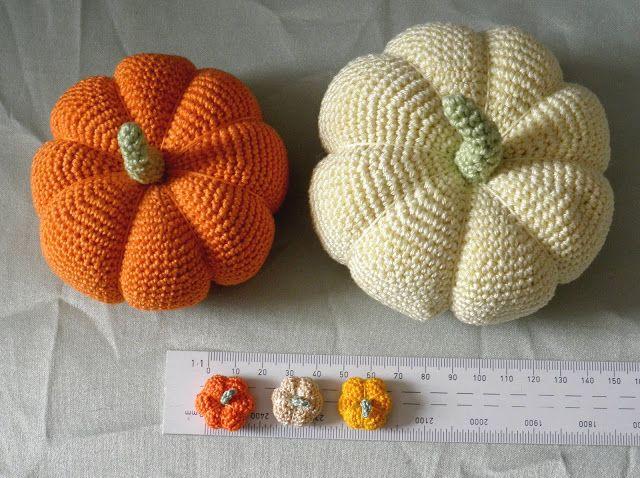 155 best Häkeln Herbst images on Pinterest   Halloween häkeln ...