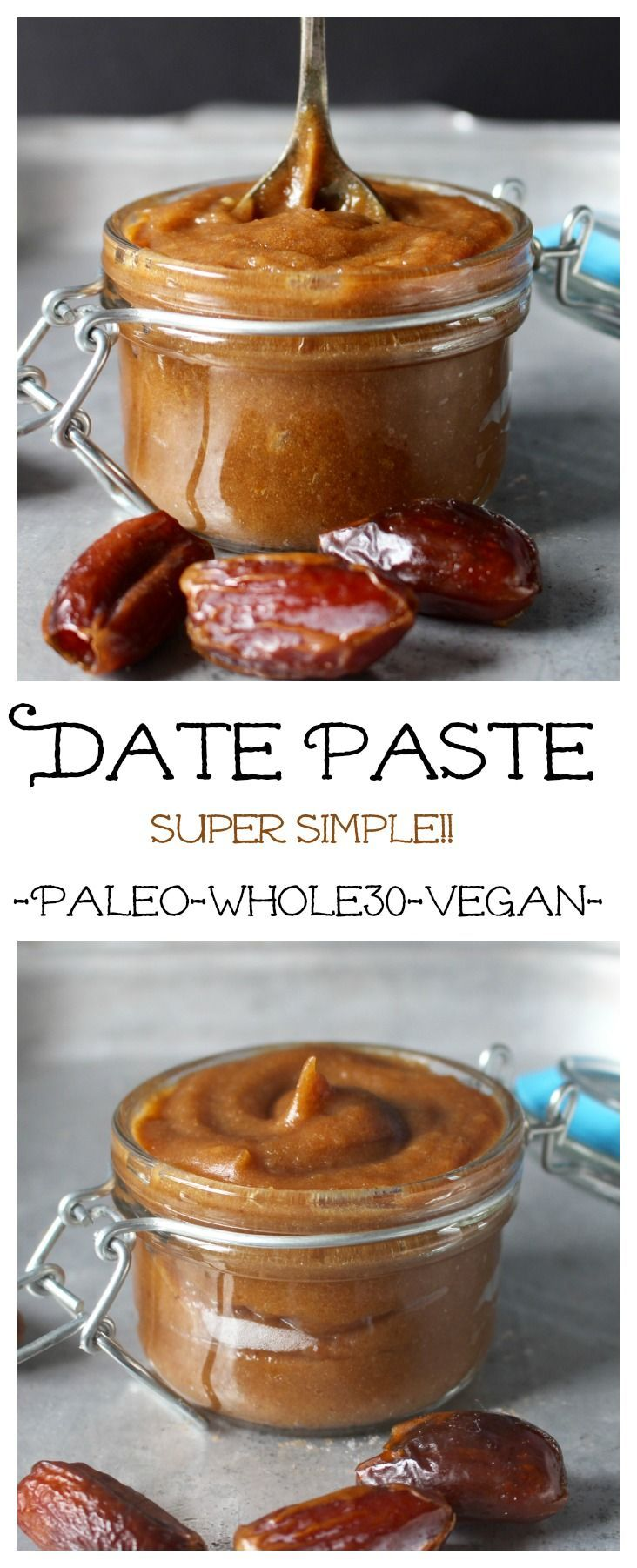 Paleo Date Paste by Jay's Baking Me Crazy.