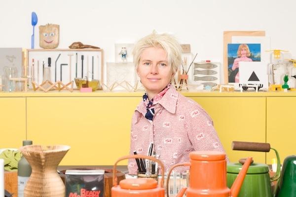 Design Bureau Designers Nina Tolstrup and Dirk Vander Kooij supercyclers