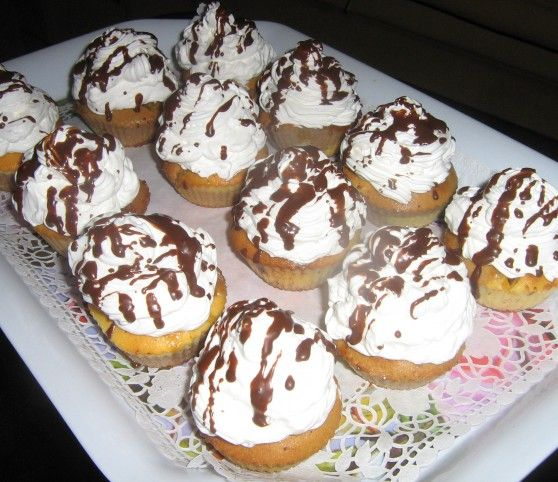 Somlói galuska muffin Recept képpel - Mindmegette.hu - Receptek