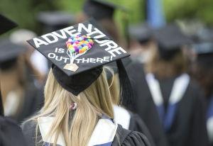 Hood College graduates 529 undergraduate and graduate students