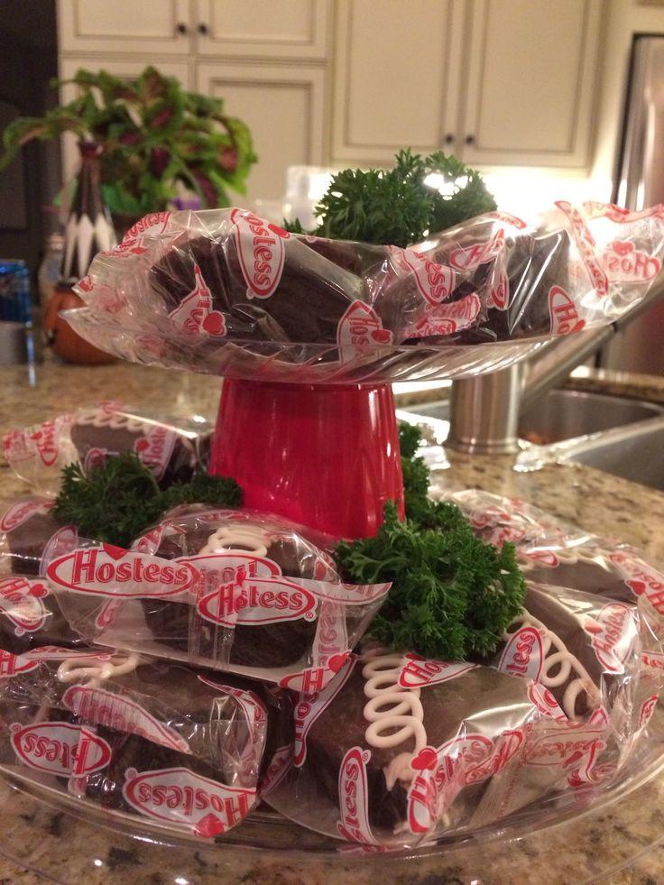 Ordinary White Trash Christmas Party Ideas Part - 2: White Trash Party Dessert Display