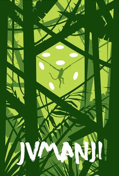 Jumanji #movie #poster