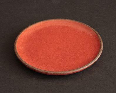 Crick & Watson - Red Plate Set