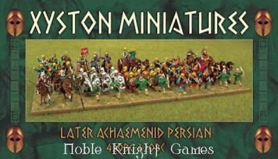 15mm 158728: Xyston Miniatures Dba Mini 15Mm Later Achaemenid Army 420 Bc - 329 Bc Box Sw -> BUY IT NOW ONLY: $48.95 on eBay!