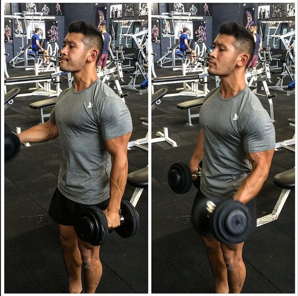 No curling in the squat rack! The Men's EliteFit T-Shirt in Gunmetal Grey available NOW at www.phxfitpopup.com. Incorporating a high quality elastine, ensuring your high quality shirt retains its shape and remains a shirt, not a rag