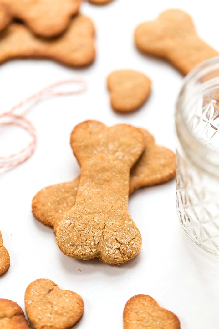 Grain Free Peanut Butter Dog Treats Recipe Dog Cookies