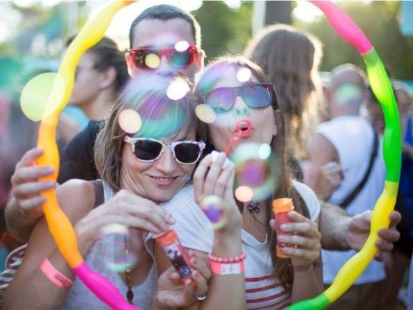 Piknic Electronic Festival – Music Event for Family | Own A Space #Dubai  #piknicdxb