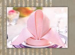 58 best servilletas de papel y tela images on pinterest - Como doblar servilletas de tela ...