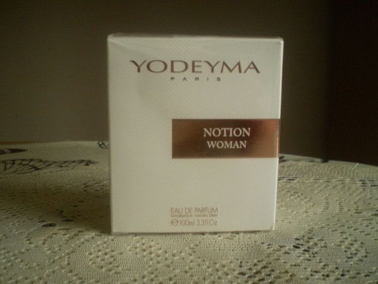 Eau de parfum Yodeyma  Notion Woman  (Carolina Herrera) 100ml