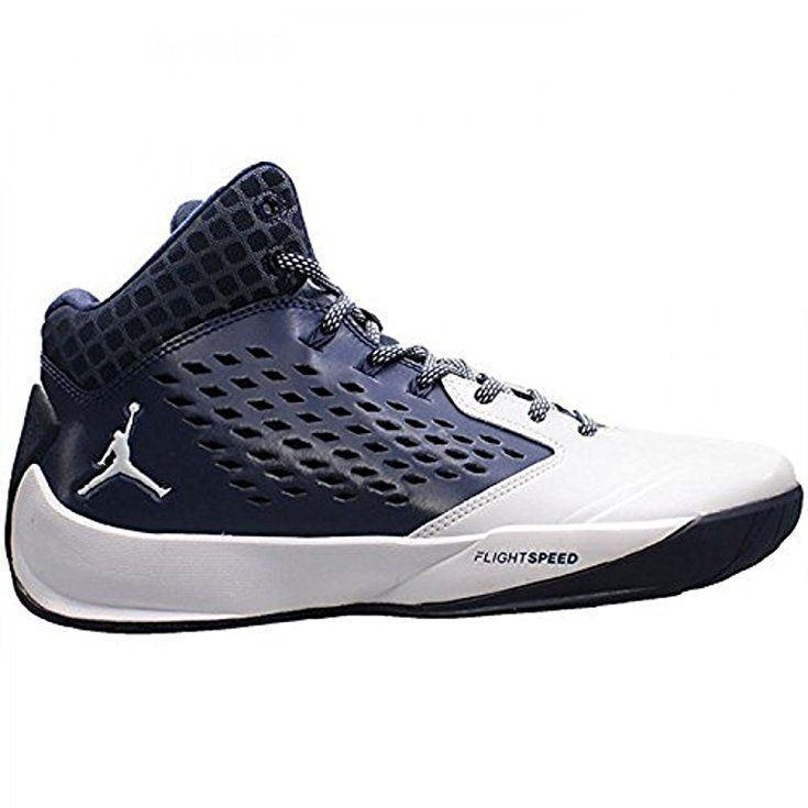 Amazon: NIKE Jordan Rising High mens basketball-shoes 7689.