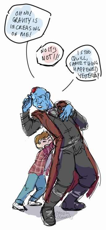 Yes,lilo and stitch cross over #yondu #marvel #cosplayclass