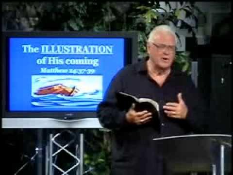 "Great Prophecies of the Bible ""The Days of Noah"" (Pt 1/3) Matthew 24:36-..."