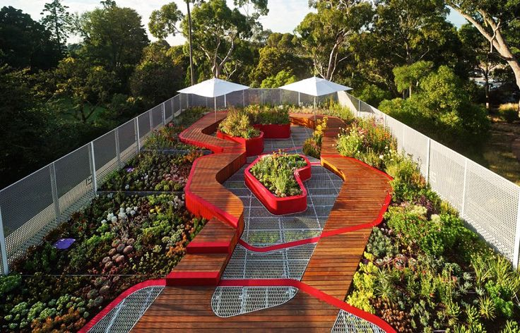 Burnley Living Roofs by HASSELL | http://www.designrulz.com/design/2015/05/burnley-living-roofs-by-hassell/