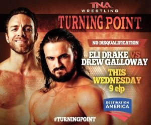 Drew Galloway vs Eli Drake 8-19 / Pinned By: AAA