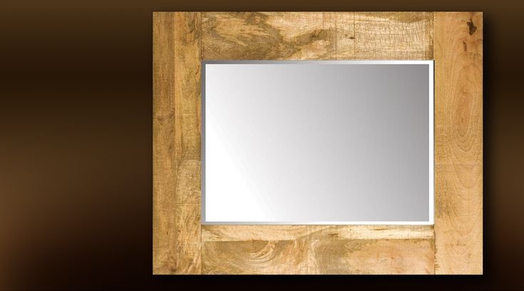 1000 id es sur le th me miroirs rustiques sur pinterest for Grand miroir long