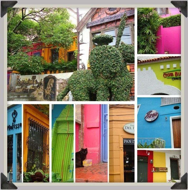 Barrio El Peñon...Cali-Colombia