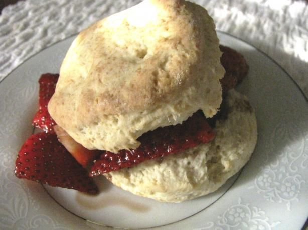 Shortcakes (Robin's Best Biscuits)  Just made these the first time, won't be the last!  Best shortcake biscuit I've tried!