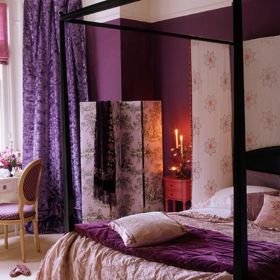 romantic purple