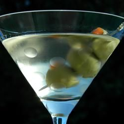 June 19, National Dry Martini Day.