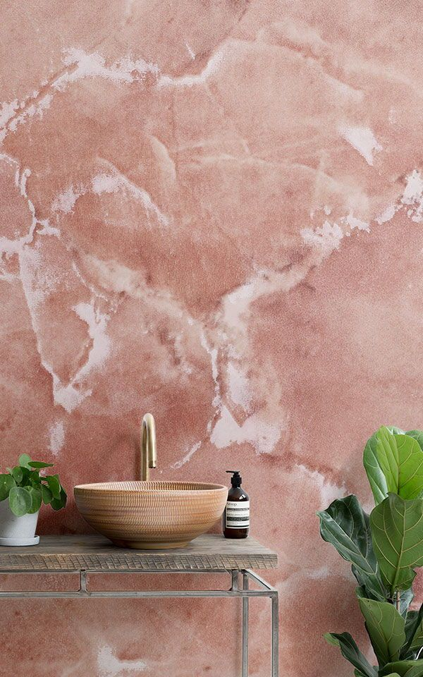 Red Marble Wallpaper Red White Marble Texture Muralswallpaper Bathroom Decor Colors Extra Large Wall Art Marble Wallpaper