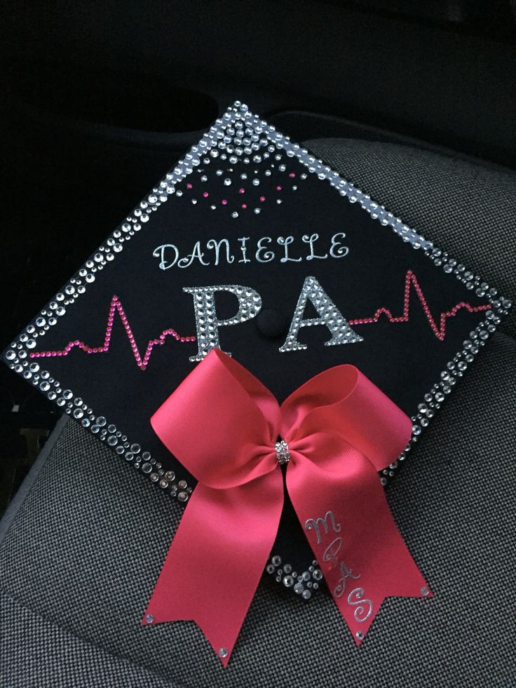 Physician Assistant Graduation Cap Pa School