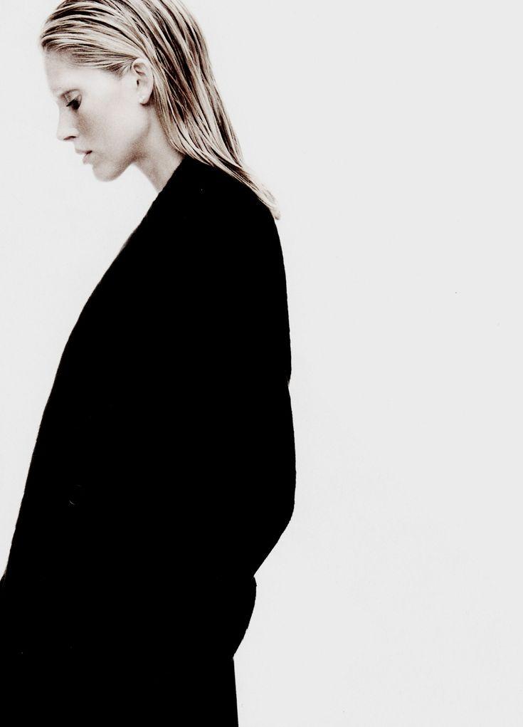 Iselin Steiro by Daniel Jackson for Harper's Bazaar US September 2013