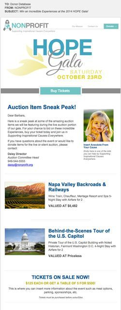 9 best Constant Contact images on Pinterest Email marketing - home for sale template