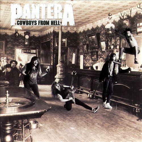 Cowboys from Hell - Pantera   Songs, Reviews, Credits   AllMusic