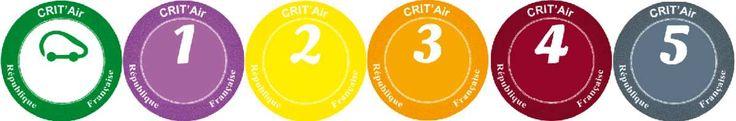Actualités :  La vignette, tout savoir sur le certificat qualité de l'air