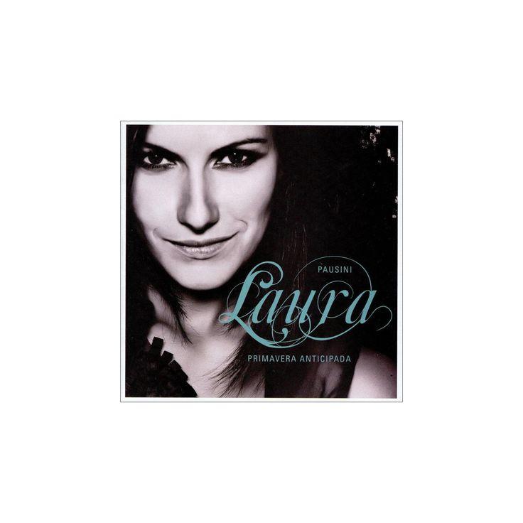 Laura Pausini - Primavera Anticipada (CD)