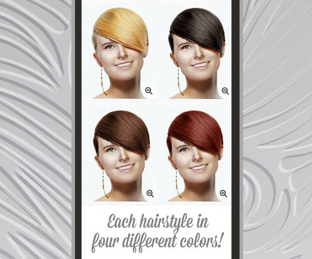 Want To Change Your Hair Color These Apps Will Show You How You Ll Look In 2020 Change Hair Color Try Different Hair Colors Hair Color