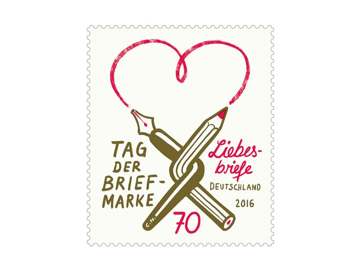 COLLECTORZPEDIA Post Stamp Day - Love Letters