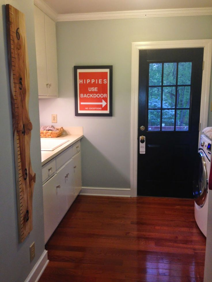 Laundry Room Makeover On A Budget How To Paint