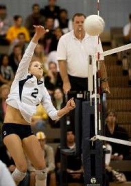 Volleyball Spike Techniques