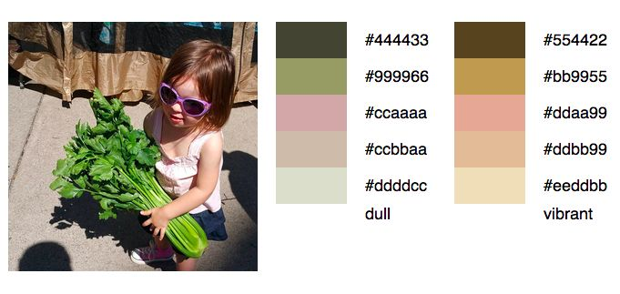 Color Palette Generator, An Online Tool for Generating a ...