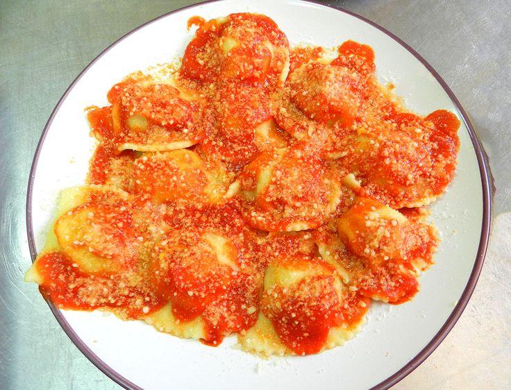 ravioli di ricotta #pasta #cheese #saffron #ricettedisardegna #cucina #sarda #sardinia #recipe
