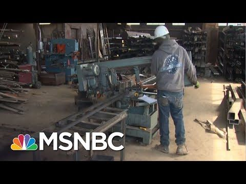 Leo Gerard, the President of the United Steelworkers Union, talks to a very frustrated Chuck Todd about the effect of President Trump's new tariffs and his appreciation therein. Chuck Todd has all his Media Matters talking points prepared to outline his narrative; however, unfortunately for the toad, he came up against a very knowledgeable union…