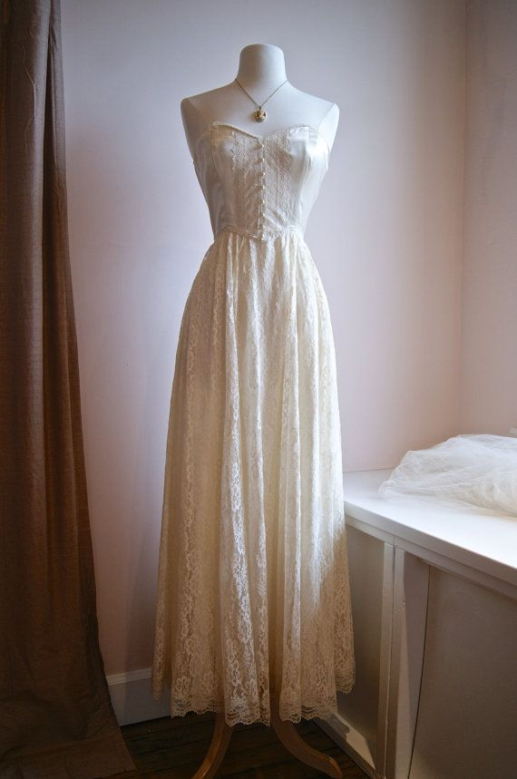 78 Images About Vintage Wedding Dresses On Pinterest