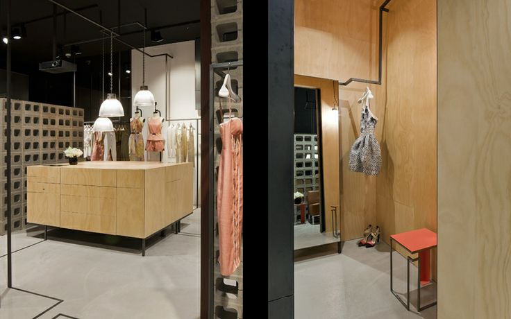 MCK - Sydney Architects / Projects / Manning Cartell Chadstone