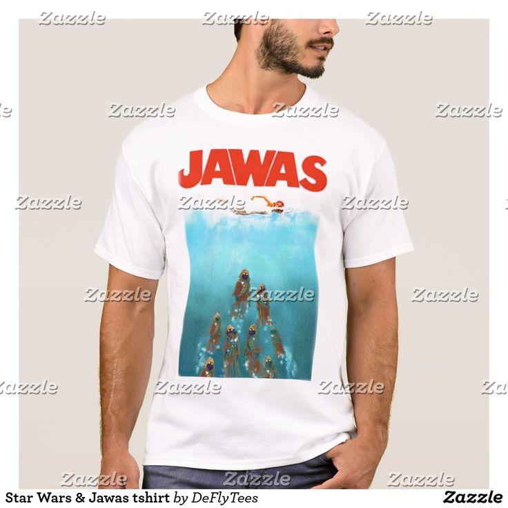 Star Wars & Jawas tshirt