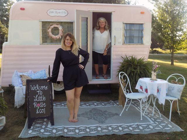 64 Best Mobile Salon Ideas Images On Pinterest Gypsy