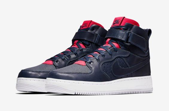http://SneakersCartel.com The Nike Air Force 1 High Tech Craft Obsidian Releases This Weekend #sneakers #shoes #kicks #jordan #lebron #nba #nike #adidas #reebok #airjordan #sneakerhead #fashion #sneakerscartel
