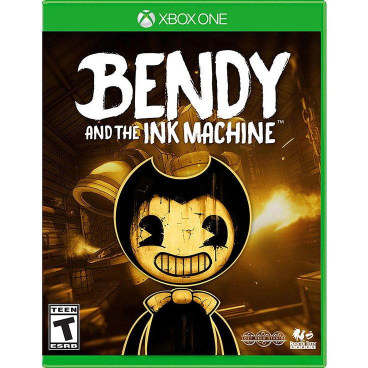 Bendy And The Ink Machine For Xbox One 9229651 In 2020 Bendy